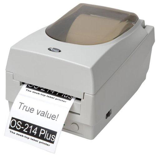 ARGOX OS-214 PLUS Termal Transfer / Direk Termal 203 Dpi 104 mm 76 mm/sn 232 Seri , ;USB(2,0) Etiket Yazıcı