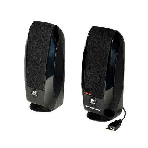 Logitech S150 1+1 1.2w 980-000029 Usb Gümüş/Siyah Speaker